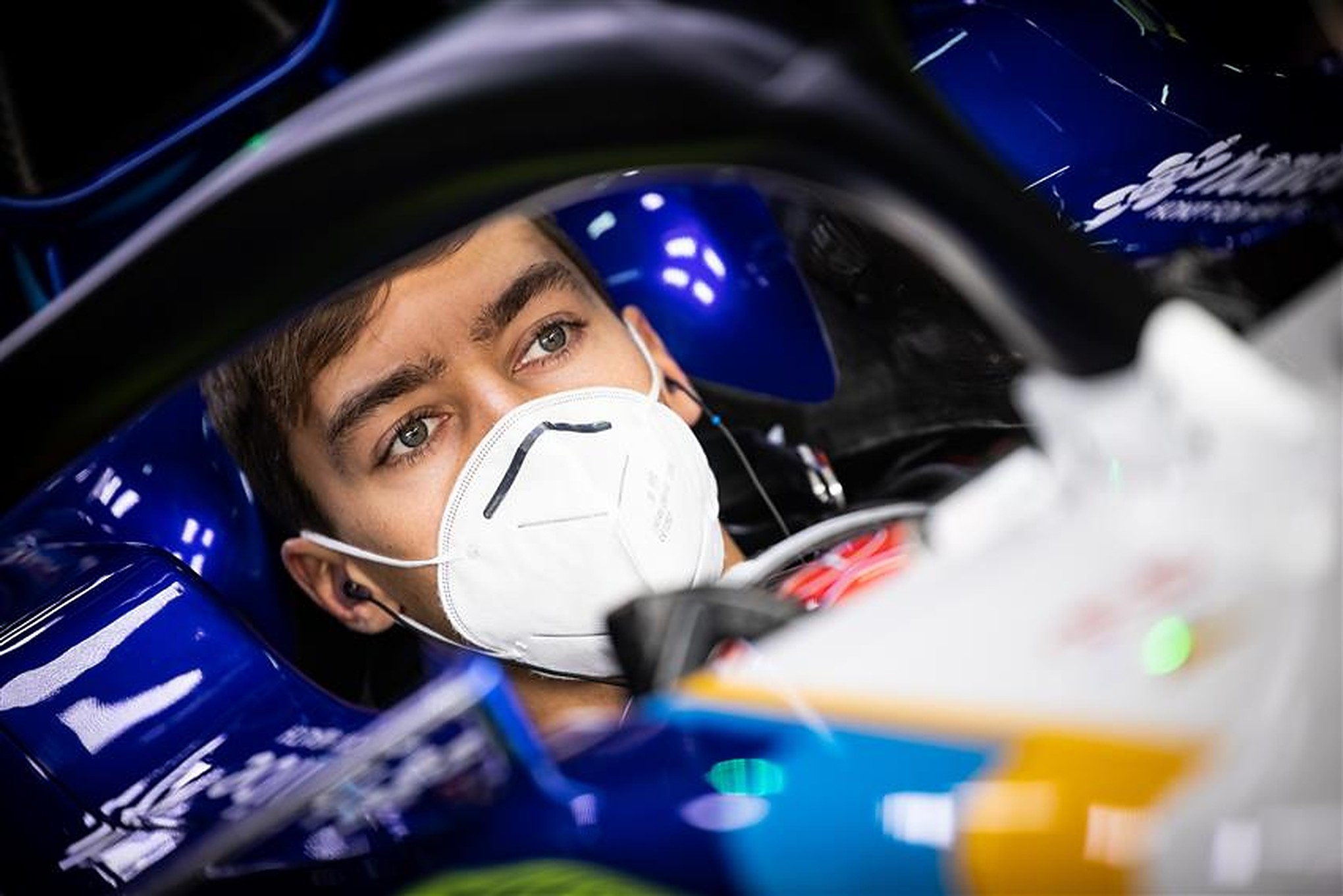 George Russell apologises to Valtteri Bottas over Imola crash - Formula1news.co.uk