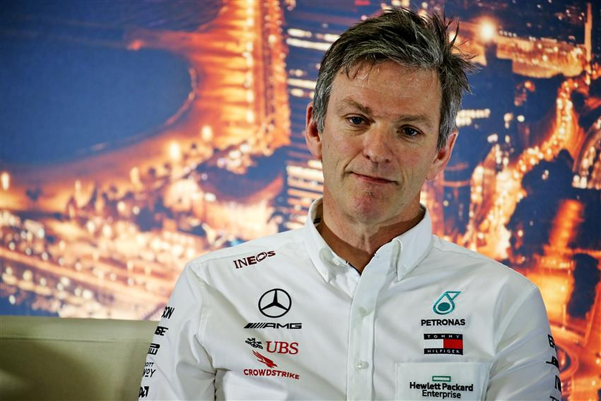 James Allison at Mercedes F1 Team - Formula1news.co.uk