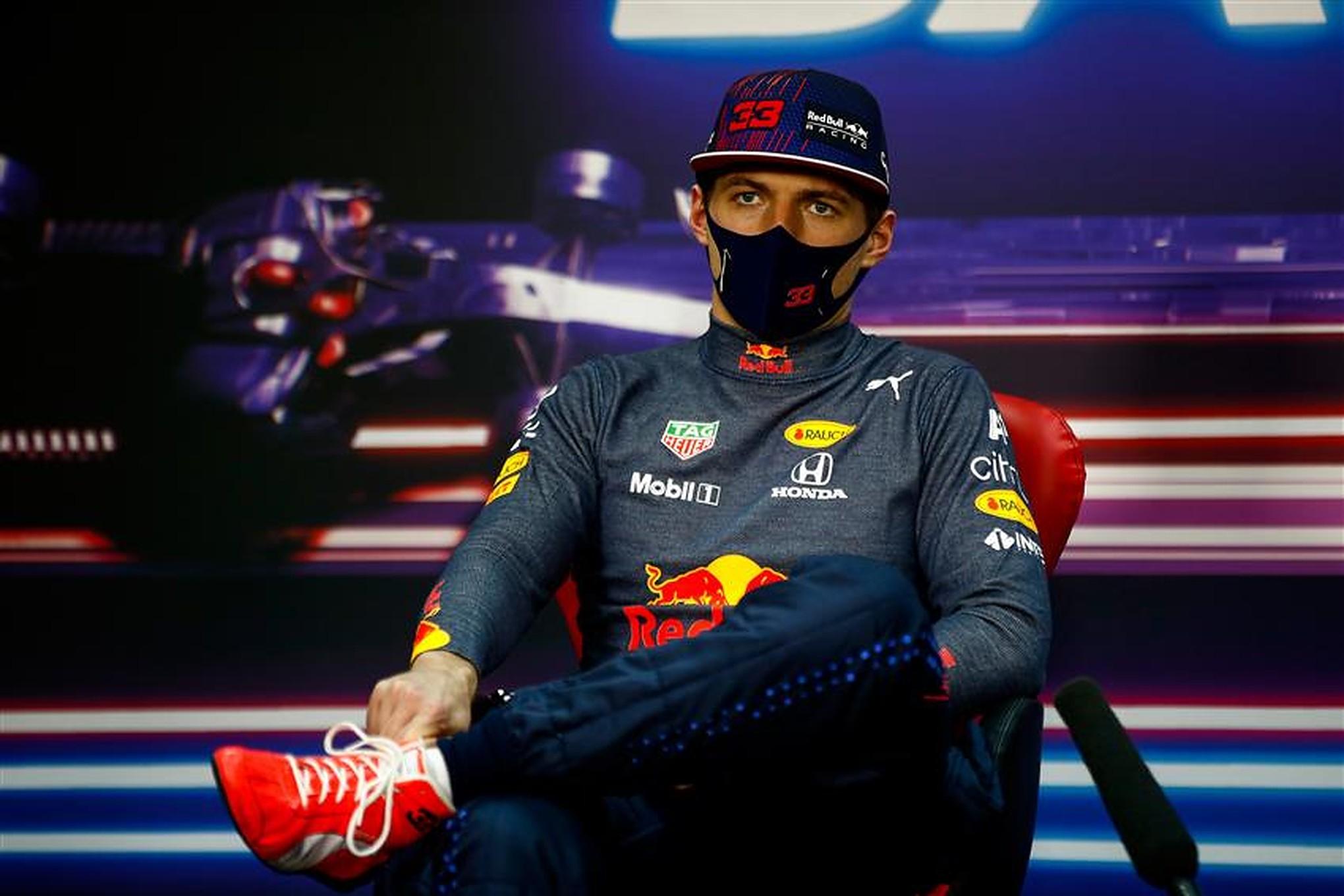 Max Verstappen in Bahrain 2021 - Formula1news.co.uk