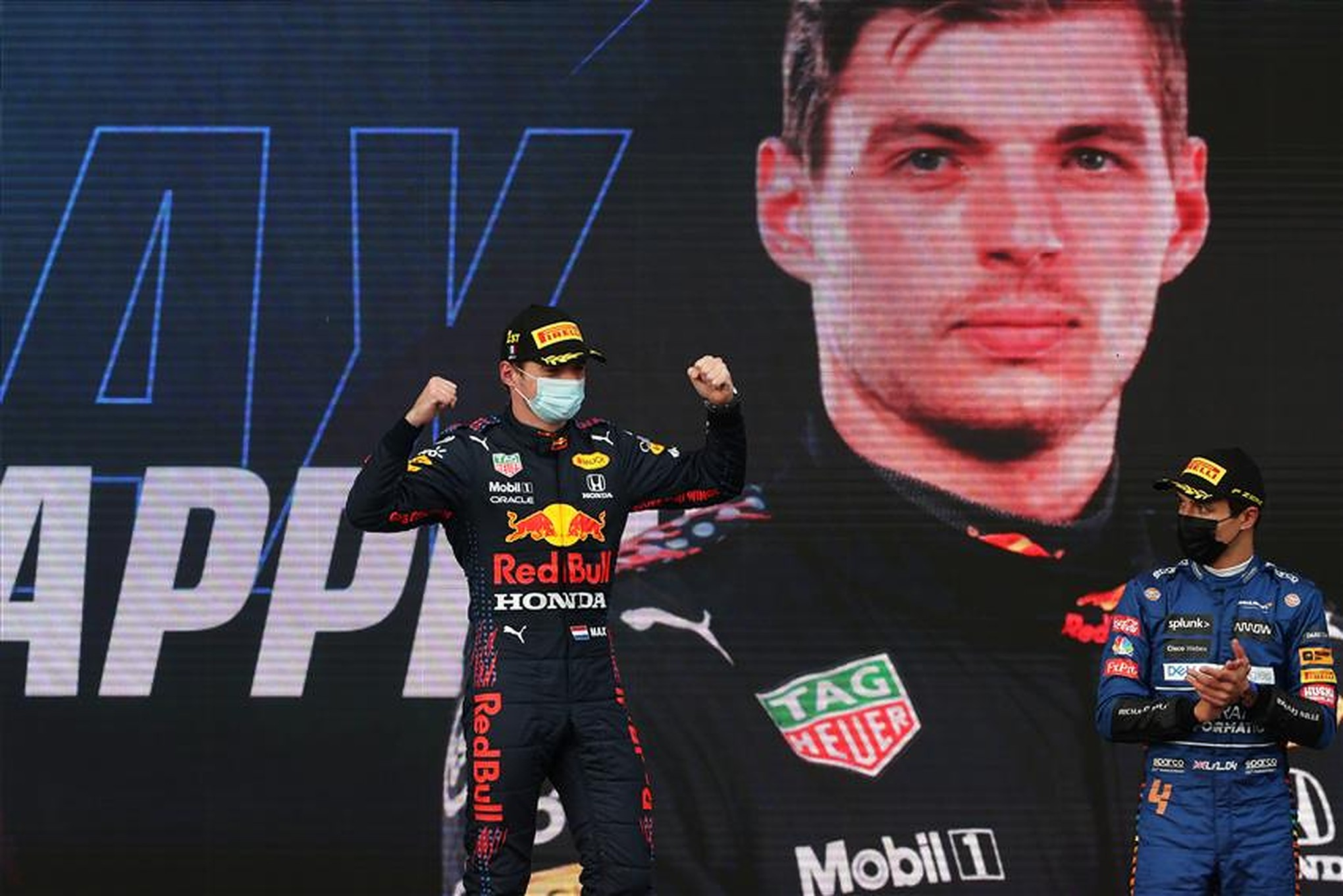 Max Verstappen wins 2021 Emilia Romagna Grand Prix - Formula1news.co.uk
