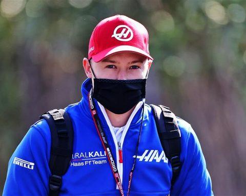 Nikita Mazepin at Imola in F1 - Formula1news.co.uk