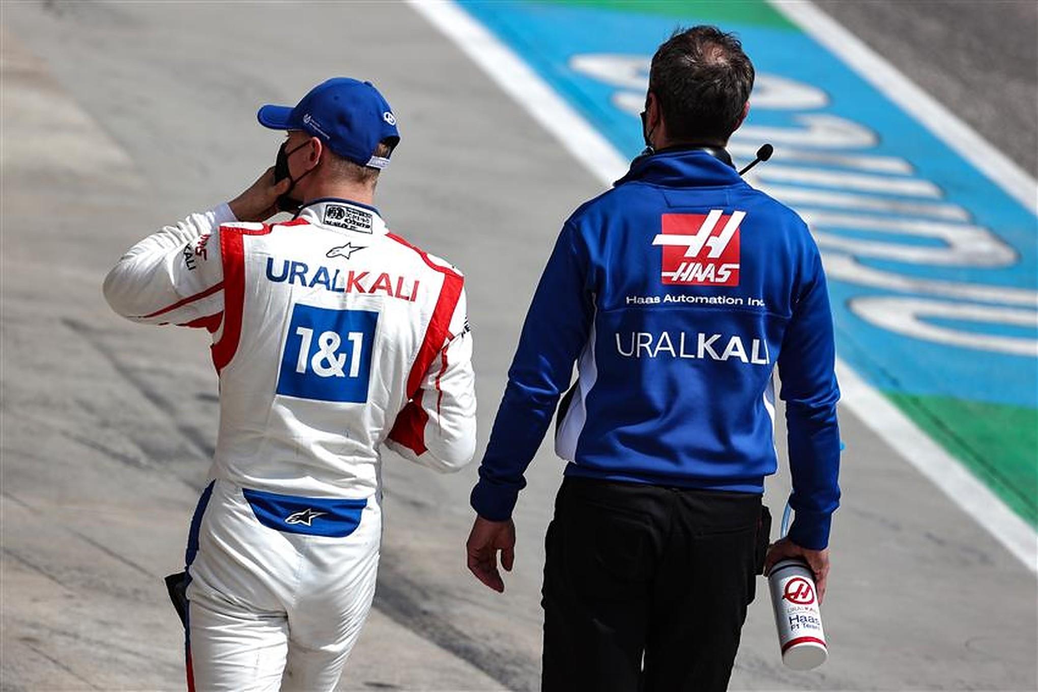 Nikita Mazepin on Imola crash - Formula1news.co.uk