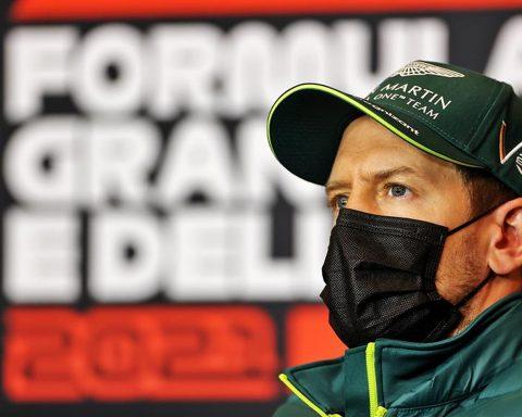 Sebastian Vettel with Aston Martin F1 Team - Formula1news.co.uk