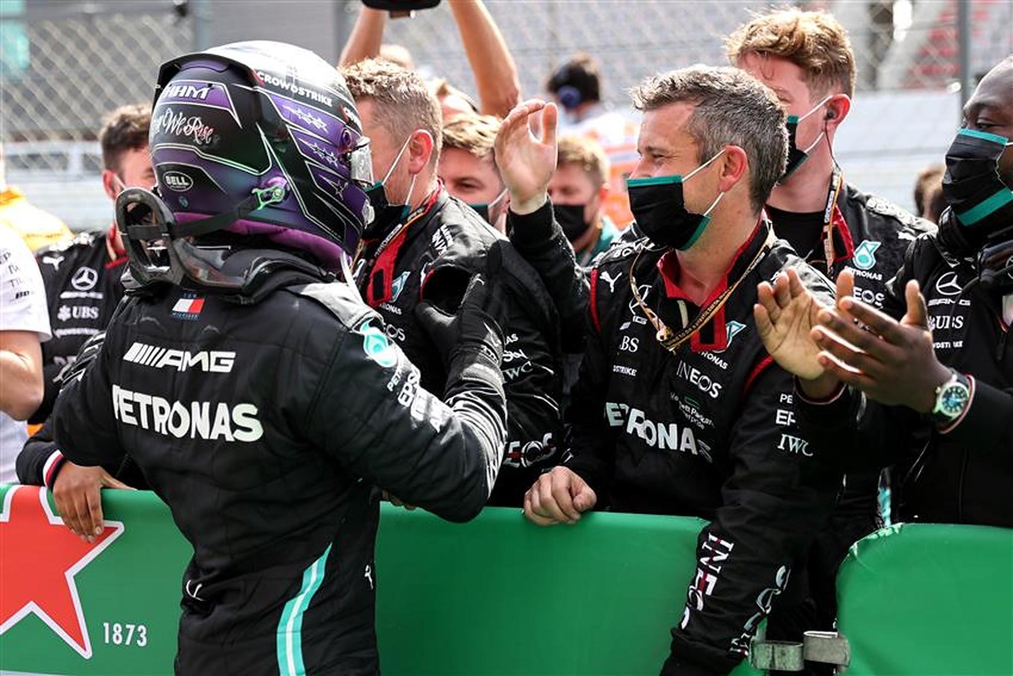 Lewis Hamilton wins 2021 Portuguese GP - Formula1news.co.uk