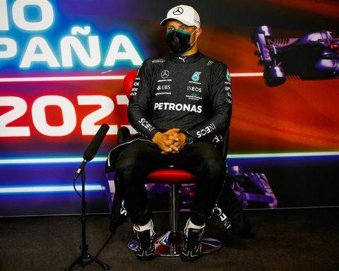 Valtteri Bottas at Barcelona 2021 - Formula1news.co.uk