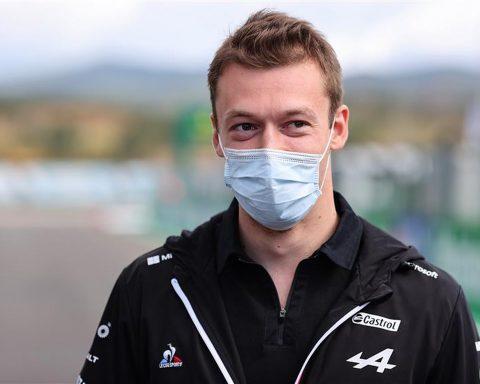 Daniil Kvyat F1 2021 - Formula1news.co.uk