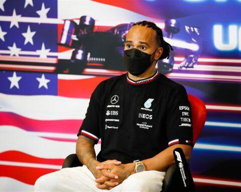 Lewis Hamilton 2021 US GP - Formula1news.v1